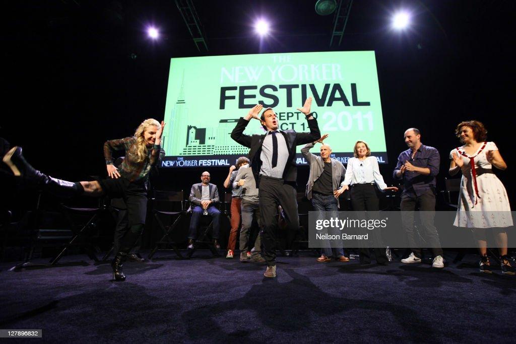 "The 2011 New Yorker Festival: ""Arrested Development"" Panel"