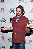 Mitchell Jarvis attends the 'Rock Of Ages' Broadway cast reunion concert at Highline Ballroom on January 25 2016 in New York City