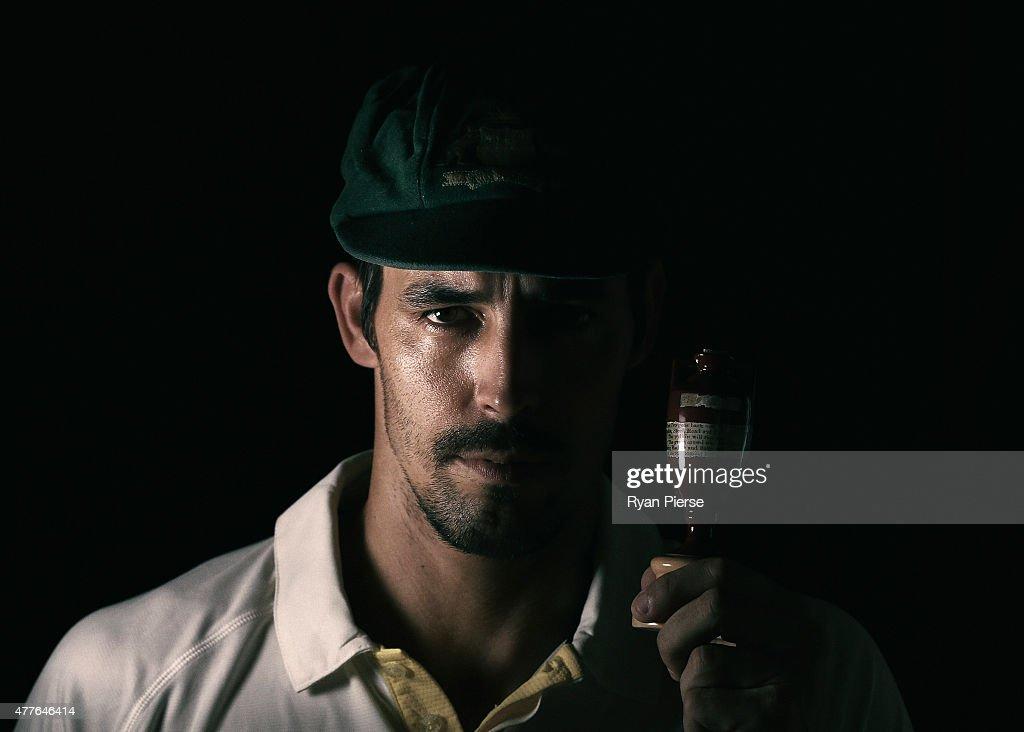 Australian Cricket Team Ashes Portrait Session