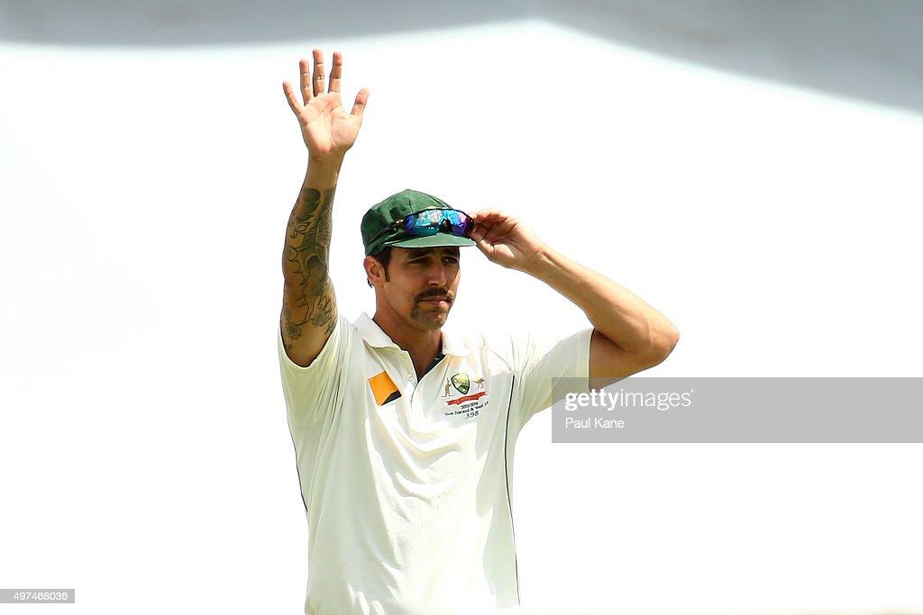 Australia v New Zealand - 2nd Test: Day 5