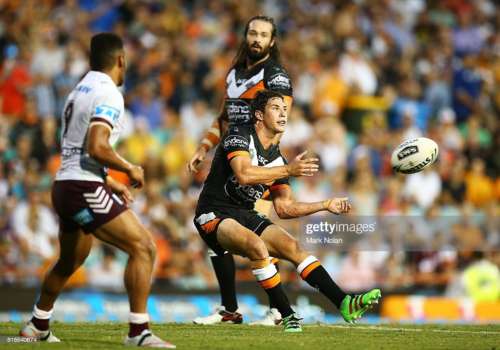 NRL Rd 2 - Tigers v Sea Eagles | Getty Images
