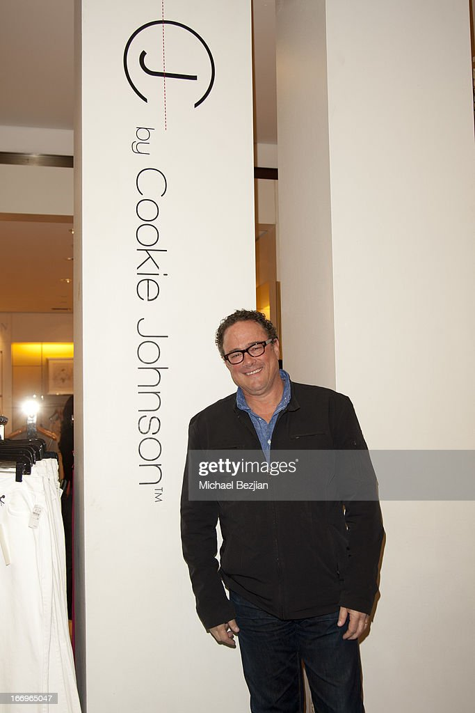 Mitchell Quaranta attends Cookie Johnson and Neiman Marcus host Girls Night Out on April 18, 2013 in Beverly Hills, California.