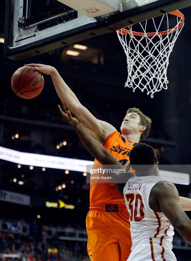 Big 12 Basketball Tournament - Quartefinals