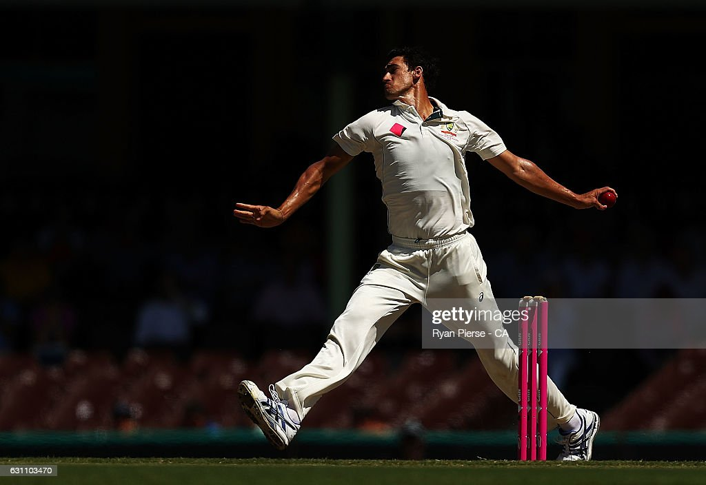 Australia v Pakistan - 3rd Test: Day 5 : News Photo