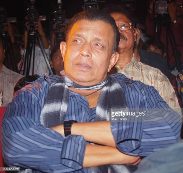 Mithun Chakraborty at the audio release of film 'Yeh Dooriyan'