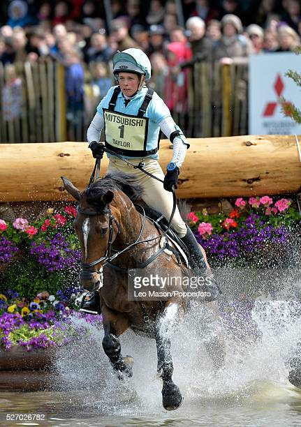 Mitsubish FEI Classic Series 3 dayeventing Badminton horse Trials at Badminton House UK Izzy Taylor/Kbis Briarlands Matilda GBR The Cross Country...