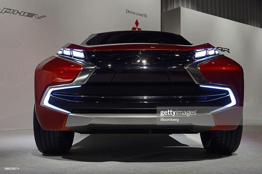 Mitsubishi Motors Unveils Concept Cars For Tokyo Motor
