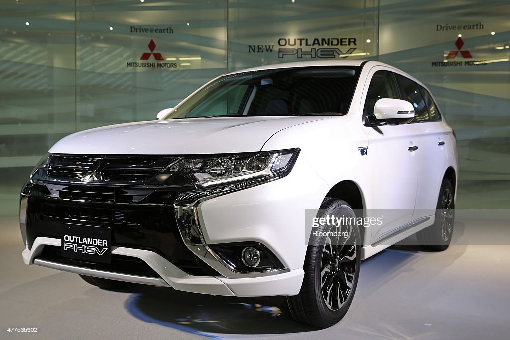 Mitsubishi Motor Co President Tetsuro Aikawa Unveils New