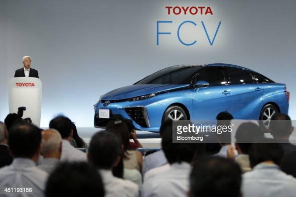 Toyota Executive Vice President Mitsuhisa Kato News