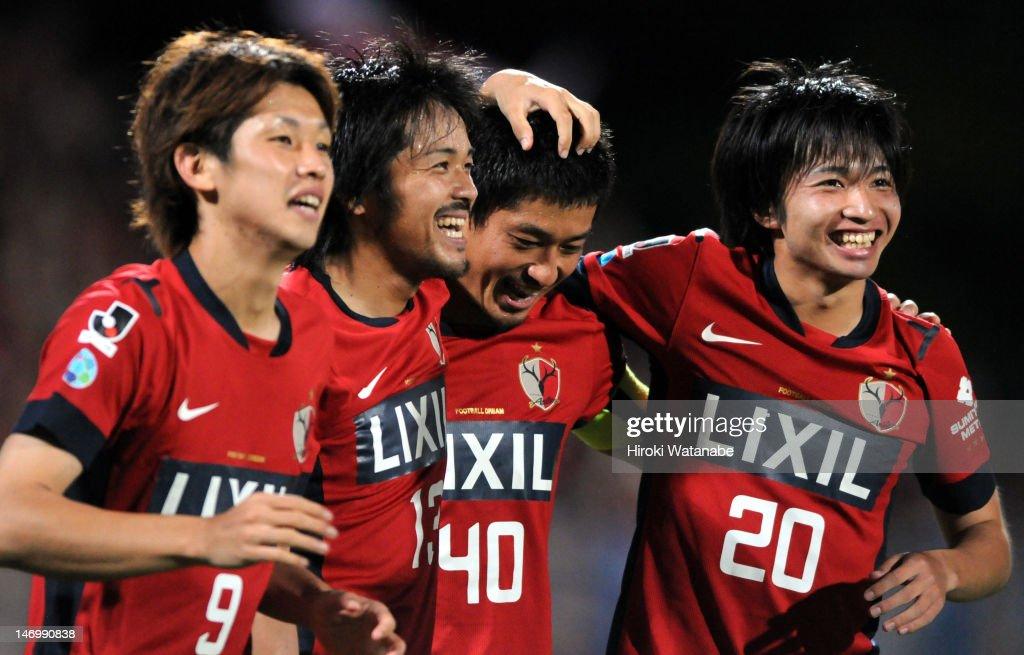 Kashiwa Reysol v Kashima Antlers - 2012 J.League