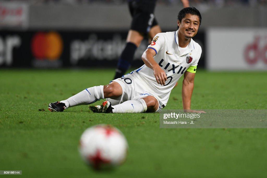 Gamba Osaka v Kashima Antlers - J.League J1