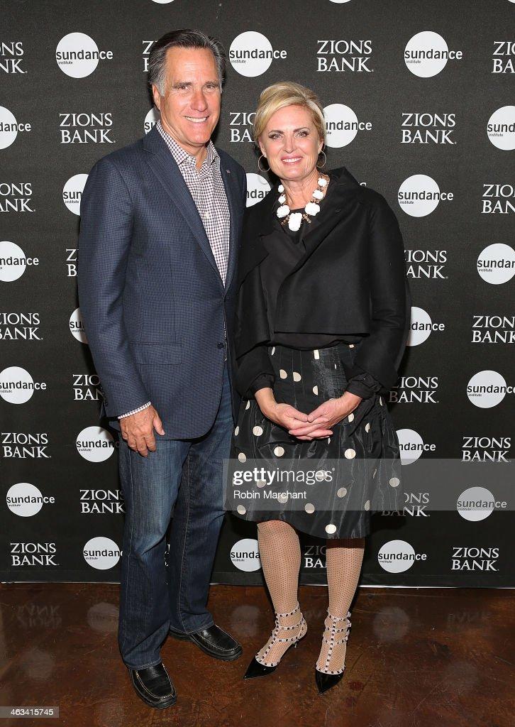 SLC Gala Reception Presented By Zions - 2014 Sundance Film Festival