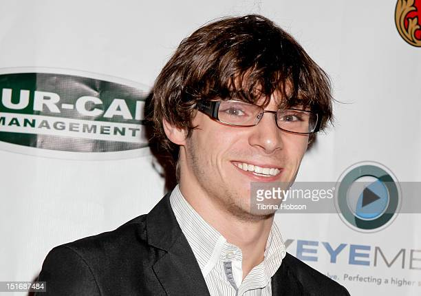 Mitte attends the 4th annual Burbank International Film Festival closing ceremony hosted by NBC's Fritz Coleman at The Castaway on September 9 2012...