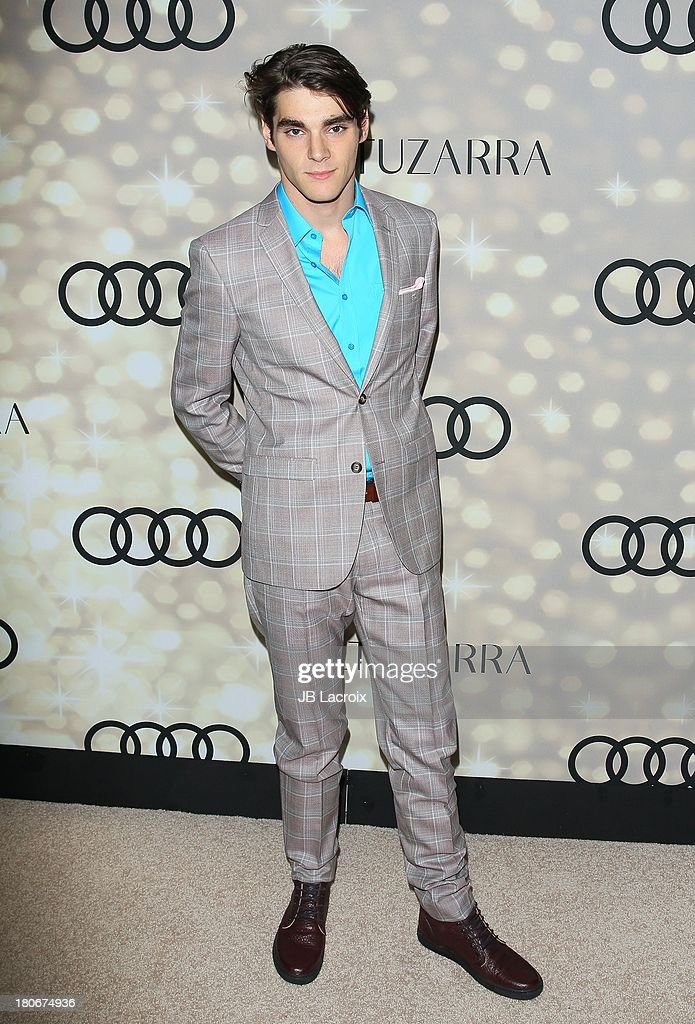 Mitte attends the Audi And Altuzarra Emmys Week 2013 KickOff Party held at Cecconi's Restaurant on September 15 2013 in Los Angeles California