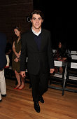 Mitte attends the Perry Ellis fashion show during MercedesBenz Fashion Week Spring 2015 at The Waterfront on September 4 2014 in New York City