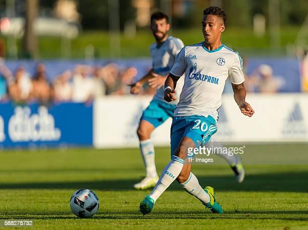 Mittersill Oesterreich Testspiel FC Schalke 04 FC Bologna Thilo Kehrer