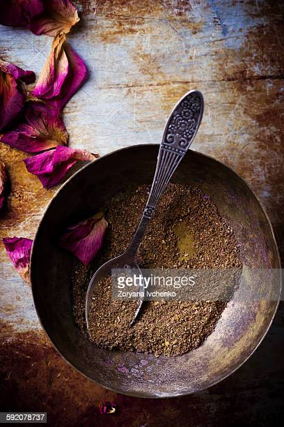 mix of spices for Indian cuisine