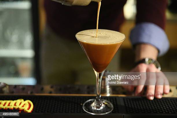 Mix up your holidays with a classic Kahl��a Espresso Martini