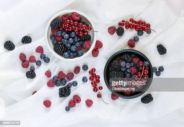 Mixed berries