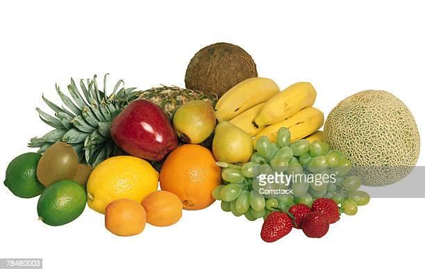 Mixed fresh fruit