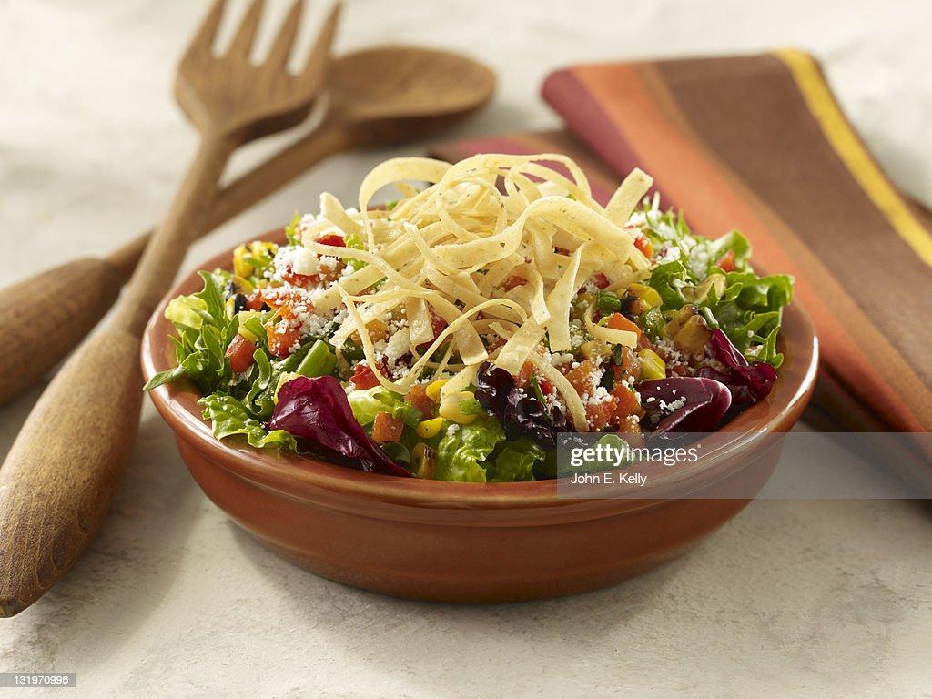 Mixed Green Salad : Stock Photo