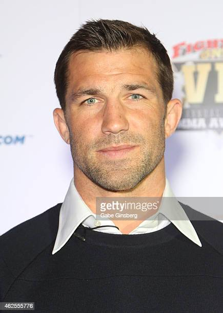 Mixed martial artist Luke Rockhold arrives at the seventh annual Fighters Only World Mixed Martial Arts Awards at The Palazzo Las Vegas on January 30...