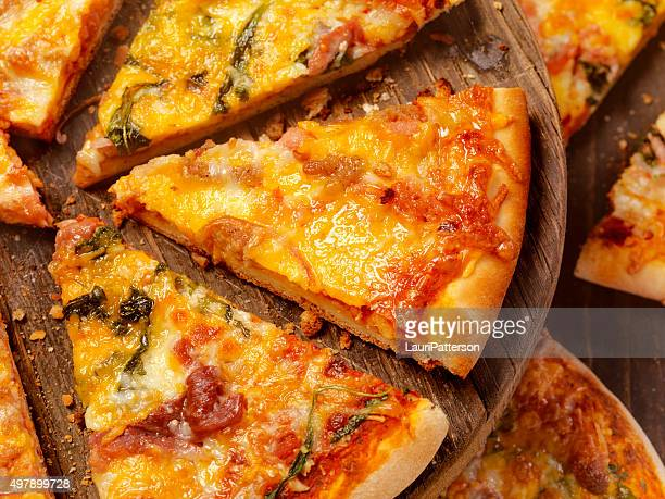 Mixed Pizza Slices