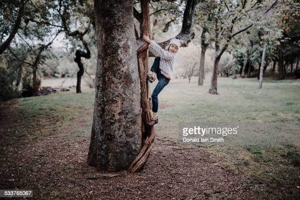 One in 13 of us share the same bendy treeclimbing feet