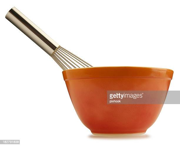 Mixing Bowl and Whisk