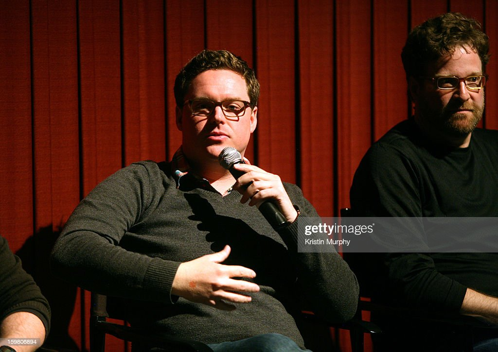 Mixing Engineer Will Files speaks onstage during the Dolby Laboratories Presentation at Holiday Village Cinema VI during the 2013 Sundance Film Festival on January 20, 2013 in Park City, Utah.