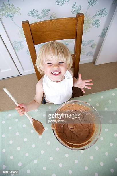 Mixing Spoon...