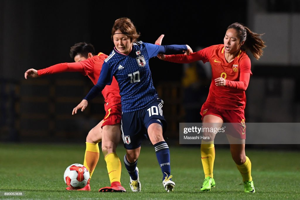 Japan v China - EAFF E-1 Women's Football Championship