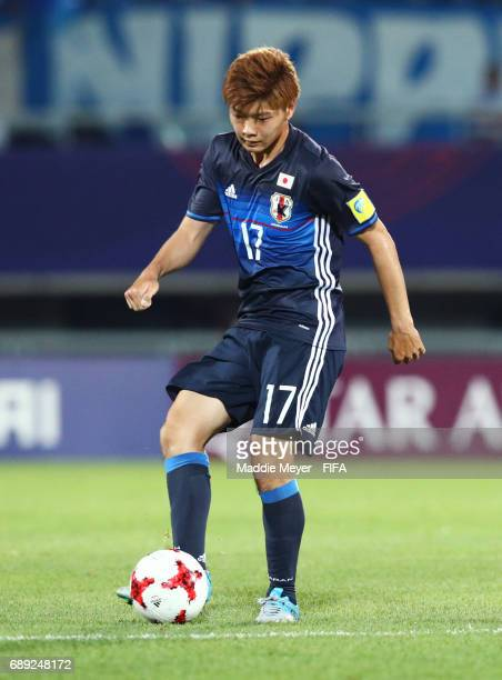Mizuki Ichimaru of Japan during the FIFA U20 World Cup Korea Republic 2017 group D match between Japan and Italy at Cheonan Baekseok Stadium on May...