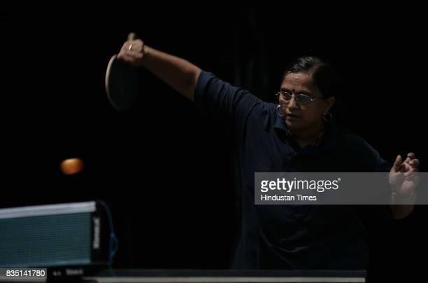Mahadevan plays inner club inner office Table Tennis competition at Santacurz Gymkhana on Friday
