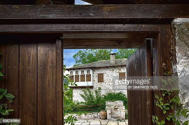Mαnsion house at Pinacates
