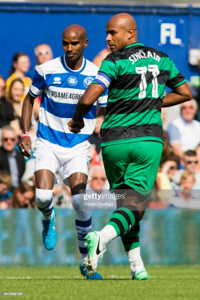 #GAME4GRENFELL At Loftus Road