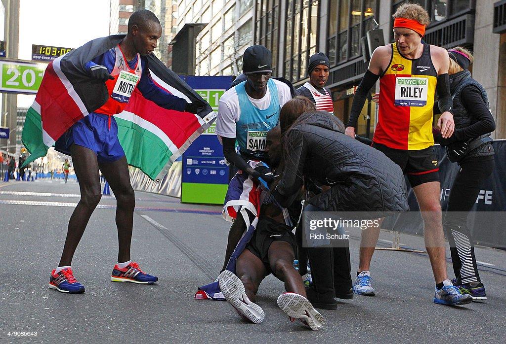 2014 NYC Half Marathon