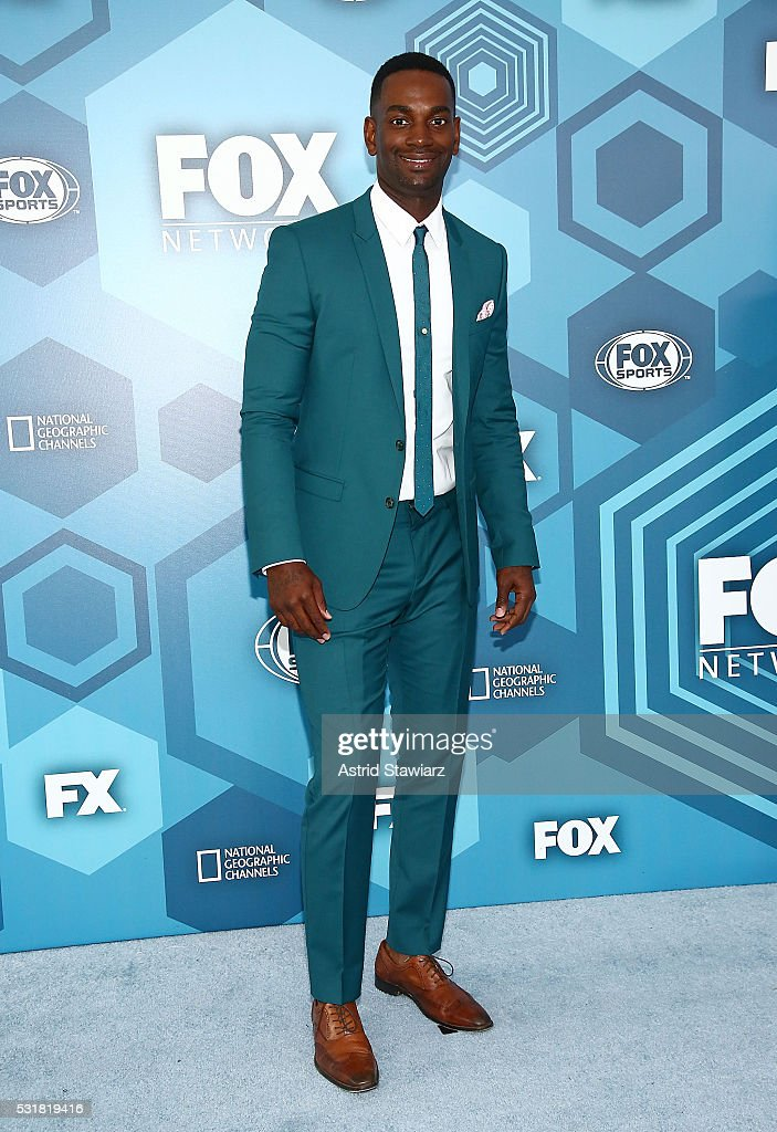 Mo McRae attends FOX 2016 Upfront Arrivals at Wollman Rink, Central Park on May 16, 2016 in New York City.