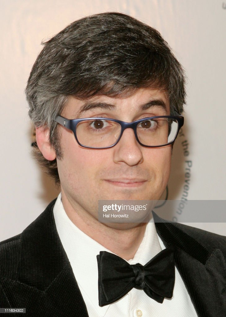 Mo Rocca during 2006 Gala of The New York Society for the Prevention of Cruelty to Children at Pierre Hotel in New York City New York United States