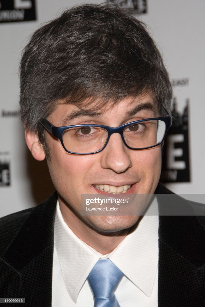 Mo Rocca during The 59th Annual Writers Guild Awards Arrivals at The Hudson Theater in New York City New York United States