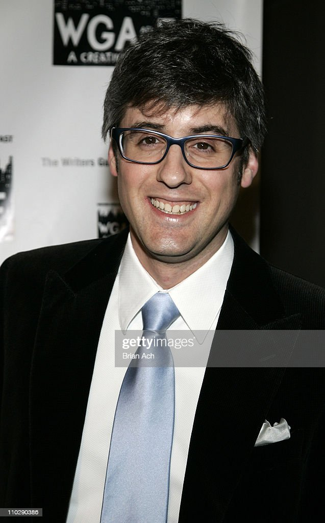 Mo Rocca during The 59th Annual Writers Guild of America Awards Ceremony Arrivals and Cocktail Party at Millenium Hotel in New York City New York...