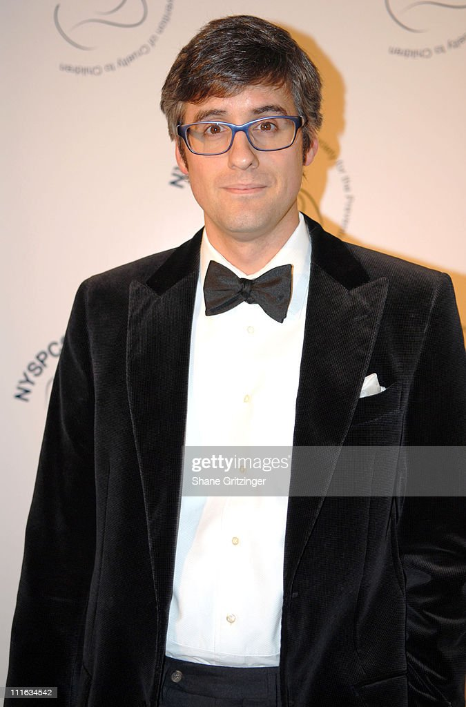 Mo Rocca during The New York Society for the Prevention of Cruelty to Children 2006 Gala at Pierre Hotel in New York City New York United States