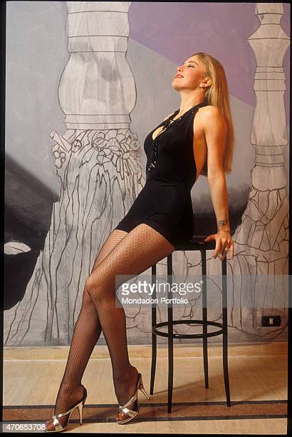 Moana pozzi stock photos and pictures getty images - Diva futura roma ...