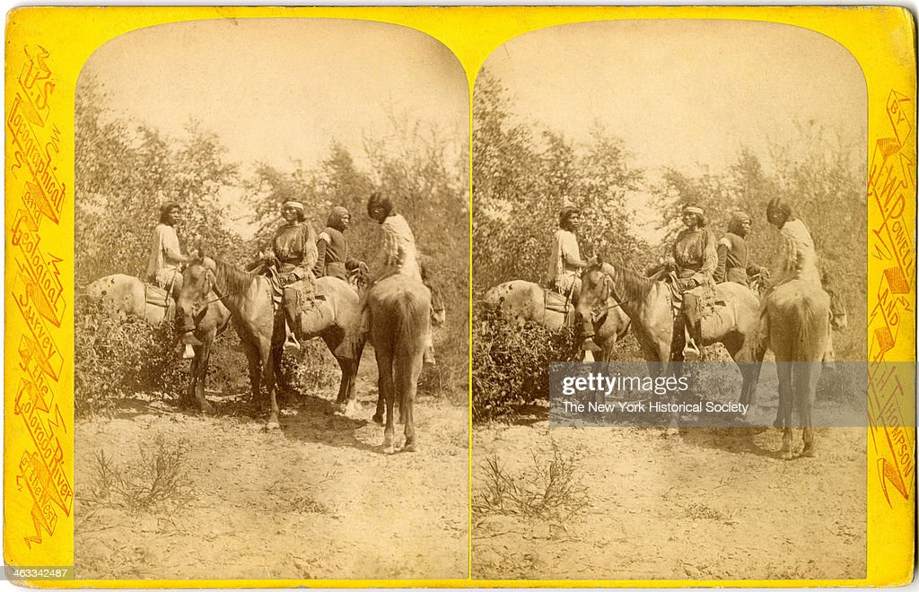 MoAPaRiAts a tribe of Indian inhabiting the Valley of the Moapa River a tributary of the Virgin River in southern Nevada Powell expedition 1873