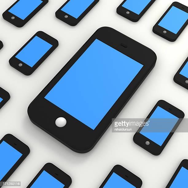 3 D Mobil telefono