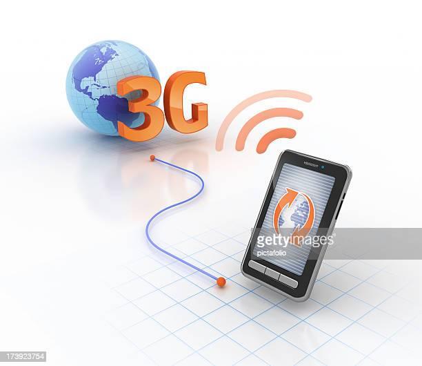 mobile 3 g Netzwerk