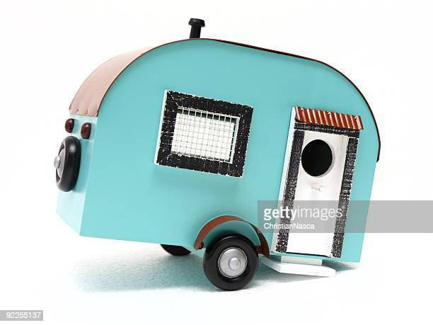 mobile home birdhouse