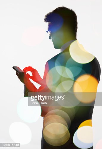 Mobile network : Stock Photo