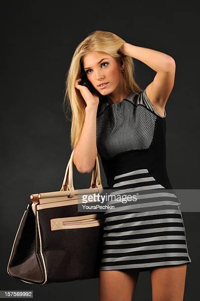 Mobile phone and bag
