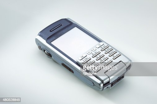 Mobile phone : Stock Photo